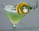 Toasted Thyme Cocktail