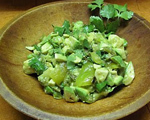 Tomatillo and Avocado Salsa