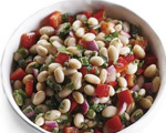 Tomato and Black-Eyed Pea Salad