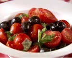 Italian Tomato Cheese Salad