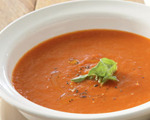 Tomato Mushroom Soup