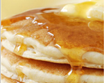 Traditional Fluffy Buttermilk Pancakes