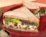 Tuna Nioise Sandwiches
