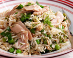 Tuna Vegetable Pilaf