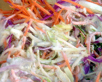 Uncle Sam Coleslaw