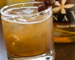 Vanilla Bourbon Cocktail