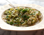 Vegetarian Broccoli Risotto