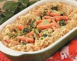 Hot Veggie Casserole