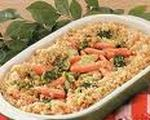 Holiday Veggie Casserole