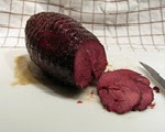 Smoked Venison Ham