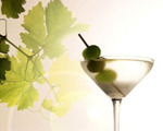 Vine and Wine Cocktail
