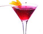 Vodka Mango Pomegranatini Cocktail