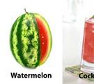 Farmers' Market Watermelon Cocktail