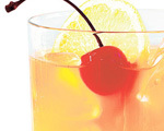 Whiskey Sour from Scratch