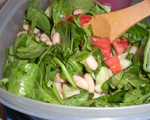 White Bean and Olive Salad