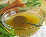 White Wine and Vegetable Stock