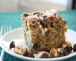 Whole Wheat Zucchini Cake