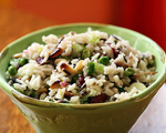Wholegrain Rice Salad
