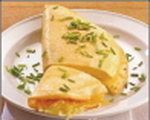 Mexican-Style Omelet