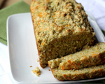 Zucchini Cheddar Bread 