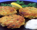 Easy Zucchini Fritters