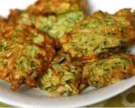 Zucchini Squash Fritters