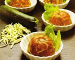 Zucchini Molds