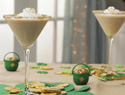 VIDEO: St. Patrick's Day Irish martini