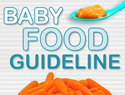 Finally a baby food guide to end the 'when to start solids' debate