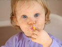 Is your childs food affecting their speech?