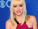 "Anna Faris' son has a ""weirdly huge head"""