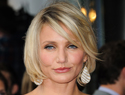 A little perk! Cameron Diaz loved wearing fake boobs in movie