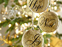 Decorating your first Christmas tree: Styles to consider