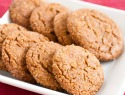 Old-fashioned gingersnap cookies