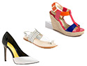 Hot spring shoe styles to snatch off the shelves
