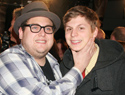 Jonah Hill talks Superbad and Michael Cera