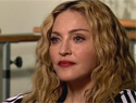 Madonna talks parenting problems