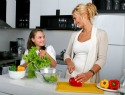 "Ways to get your kids ""health""-conscious, not ""thin""-conscious"