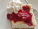 Recipe revamp: Cranberry cheesecake