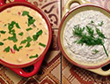 Recipe revamp: Party dips