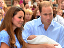 Royal baby has been named!