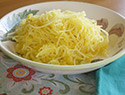 Spaghetti squash pasta: The perfect healthy swap!