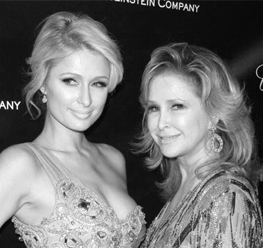 Paris Hilton and Kathy Hilton