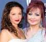 Ashley Judd and Naomi Judd