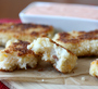 Cheesy bacon potato croquettes