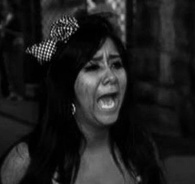Snooki crying