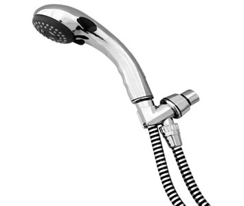 Anti-scald shower head