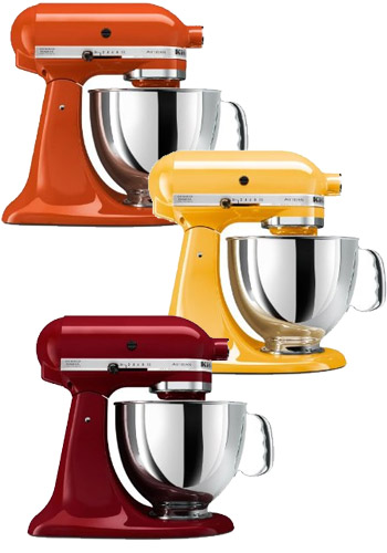 Kitchenaid 5 Quart Stand Mixers