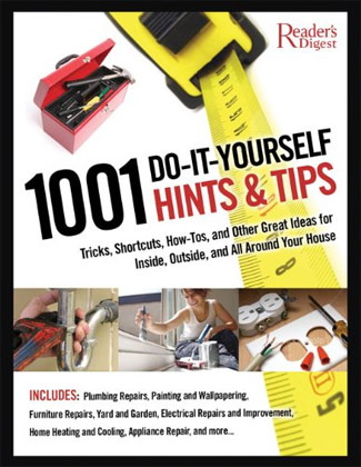 1001 do it yourself hints and tips top 10 diy construction books 1001 do it yourself hints and tips solutioingenieria Image collections