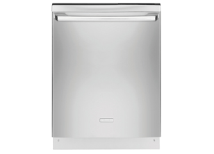 1.	Electrolux Wave-Touch Dishwasher